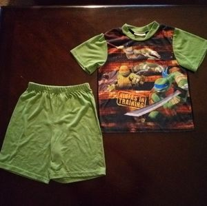 Nickelodeon  Ninja turtles Pajamas